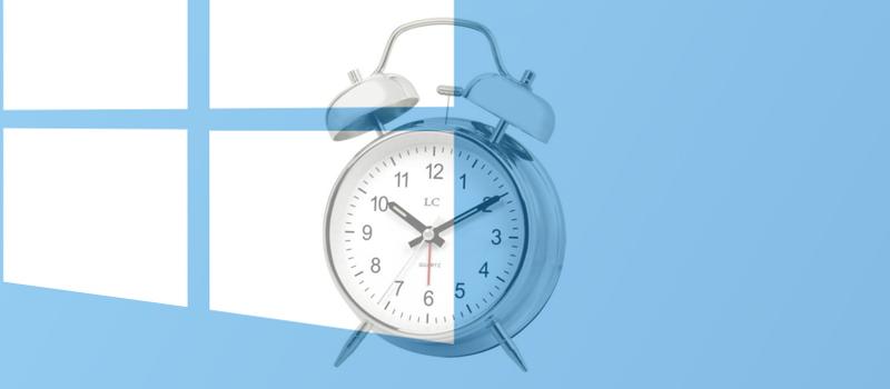 How to set shutdown or restart timer in Windows - HiTech Service