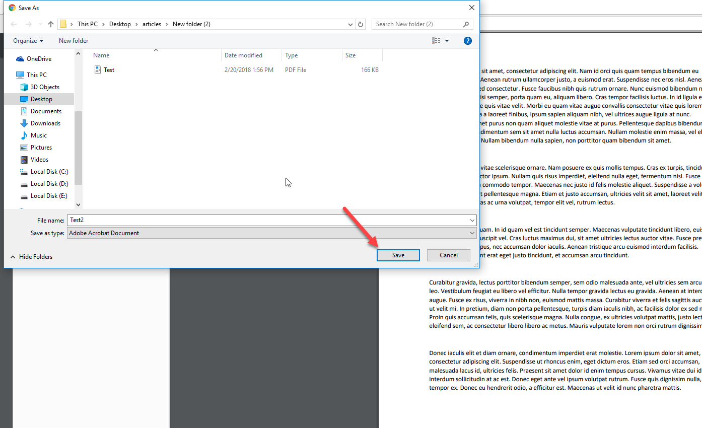 pdf wont allow copy text