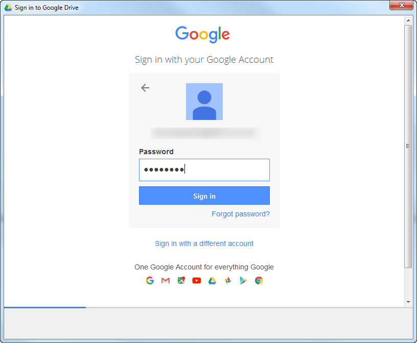 Sync Google Drive with your PC - HiTech Service