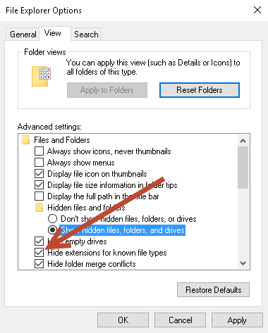 How to change the file extension in Windows 10? - HiTech Service