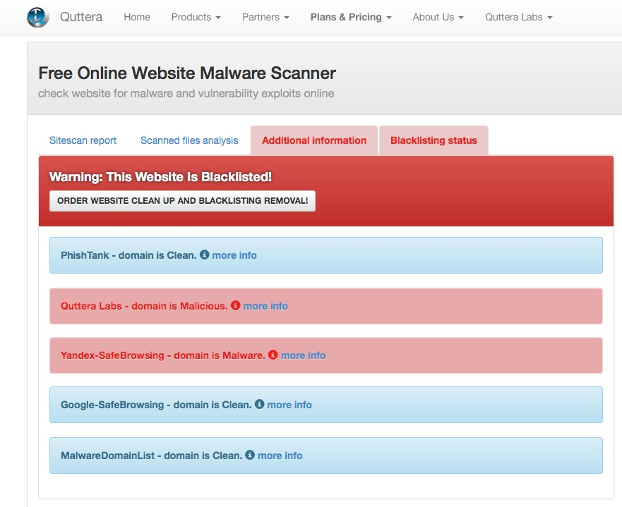How to check if the site you visit is safe? - HiTech Service