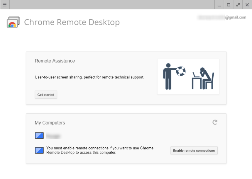 Best free tools for remote desktop control - HiTech Service