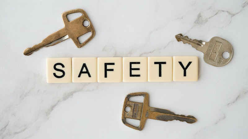 keys and safety