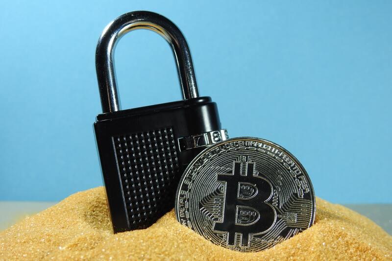 bitcoin and lock