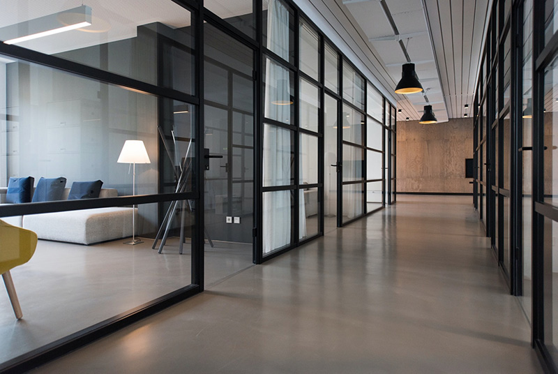 Office infrastructure can be costly